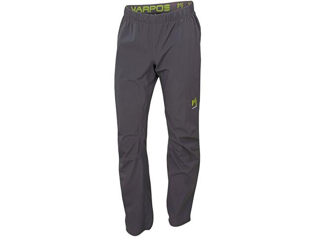 Karpos Lot Pantalones de lluvia Hombre, dark grey